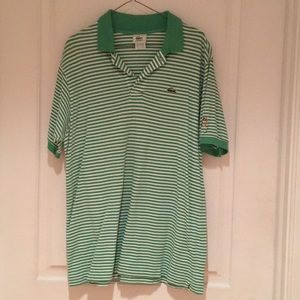 Polo golf Lacoste from France size 6
